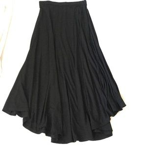 Dresses & Skirts - Super Full Drapy Maxi Skirt